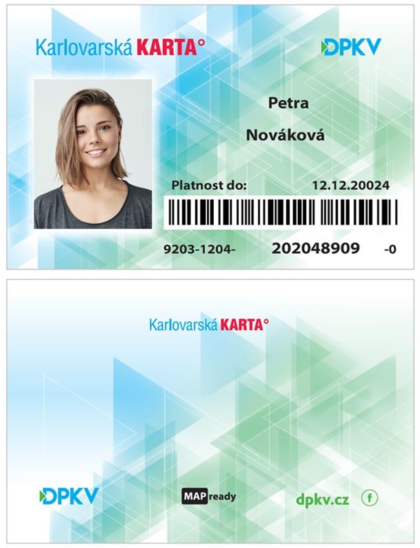 Karlovarská karty nový vizuál